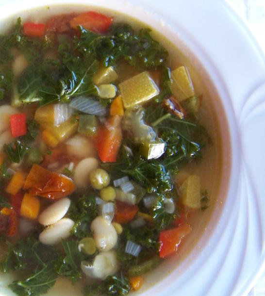 Zupa z jarmużu 2